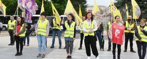 Tecrite ve işgale karşı eylemler sürüyor