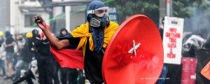 Kolombiya'da kesintisiz isyan