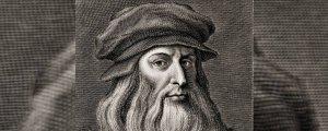 Da Vinci her nivîsî û xêz kir