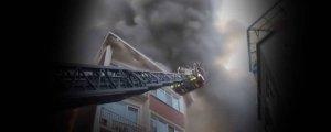 3 işyeri ve 2 tekne yakıldı