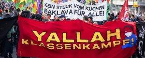 Migrantifa: Sadece göçmen değil, solcu