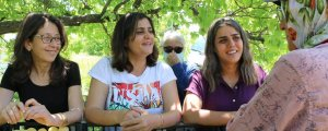 HDP'li kadınların Serhed'deki ikinci günü