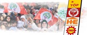 Faşizm HDP'yi engel görüyor