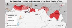 Türk operasyonu bölgeyi harap etti
