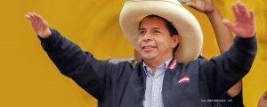 Peru'da zafer Castillo'nun