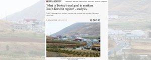 Stratejiya li dijî Kurdistanê