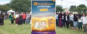 Rojbîn Kadın Festivali 3 Temmuz'da
