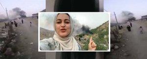 Köyleri bombalıyor