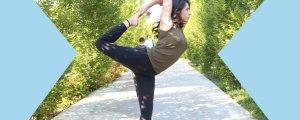 Yogayı Kürtçe anlatıp Kürtçe yazıyor