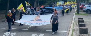 Öcalan'a Özgürlük Nöbeti 10. Yılında