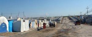 Kamplardaki Êzîdî kadınlar mahpus hayatı yaşıyor!