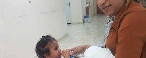 Mutter mit Kleinkindern in Amed inhaftiert