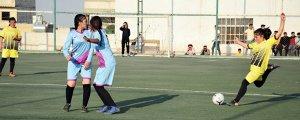 Li Rojava turnuvaya jinan a futbolê