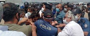 Adalet Nöbeti'nepolis saldırısı