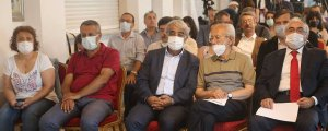 Demokrasi güçleri HDP'nin yanında
