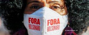 Brezilya'da Bolsonaro'ya tepki: Git artık!