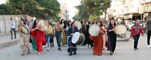 Hefteya çandî ya Rojava dest pê kir