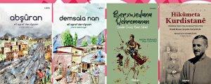 4 kitêbên nû li Kurmanciyê zêde bûn