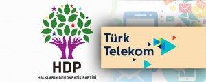 HDP mitingine Telefaşizm