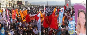 Ankara kulislerinde değil halkın bağrında ittifak