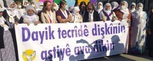 Barış Anneleri: Tecrit kaldırılsın