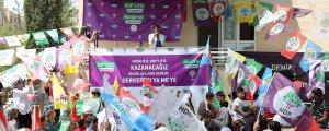 AKP ile masaya oturacak Kürt yok