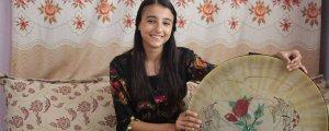 Zilan'ın tek isteği Kürtçe müzik