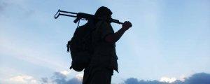 Koordine Tepesi'nde 5 asker öldürüldü