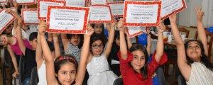 Firaz Dağ Okulu ilk mezunlarını verdi