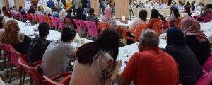 Qamişlo'da kadına şiddete karşı çalıştay