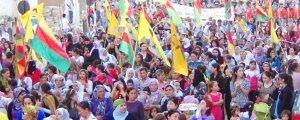 Amed ve İstanbul'da Rojava'yı aramak