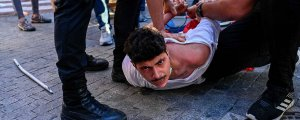 Sokakta işkence