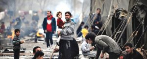 Türk'ün şamar oğlanlığı ve 'mülteci dövmek'