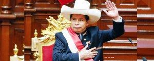 Castillo söz verdi: Yolsuzluğa son vereceğiz