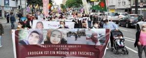 Türk Kürt çatışması yoktur, AKP-MHP saldırısı vardır