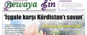 Newaya Jin:  İşgale karşı Kürdistan'ı savun