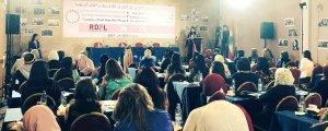 Lübnan konferansı: Kadınlar ortak mücadelede buluştu