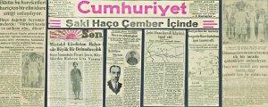 1930'lu yıllarda  en medyatik Kürt: Haco Ağa