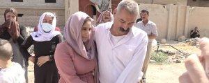 Bir kadın daha DAİŞ'ten kurtarıldı