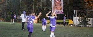 Gençlerden Deniz Poyraz anısına turnuva