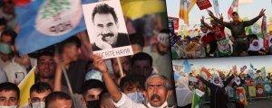 'Öcalan'a özgürlük' yürüyüşü