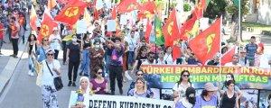 Zürih ve Marsilya'da Kürtler: Geçit yok