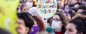 Devlet, kadınları şiddete mahkum etti