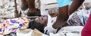 Haiti'de deprem: Ölü sayısı 700'ü geçti