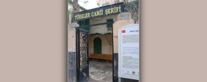 'Kürtler Camii''Türkler Camii' yapıldı