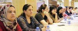 Kadınlar ekonomik yaşama katılımı tartıştı