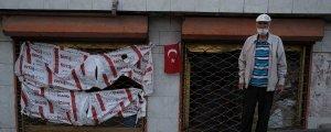 Suriyelilerin şikayeti işlenmemiş