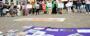 Afganistanlı kadınların yanındayız
