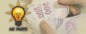 AKP borçları 7 kat arttırdı