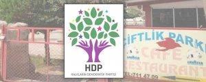 HDP'den dolayı kapatma cezası
